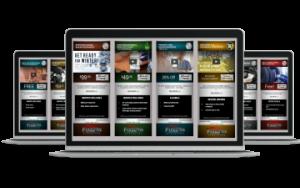 Advantage automotive marketing on tablets